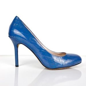 Vince Camuto Blue Caelyn Pump